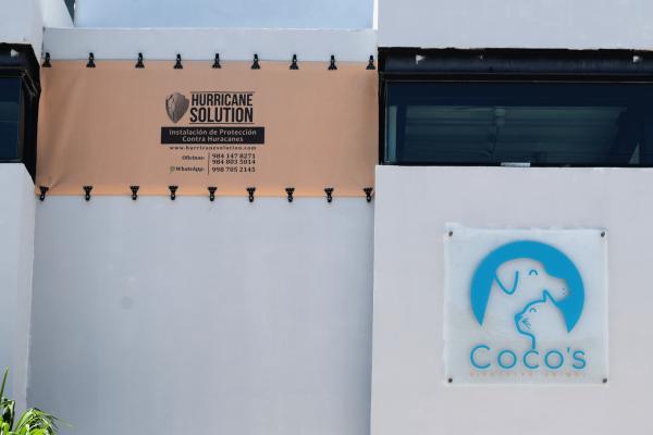 Coco's se protege con Hurricane Solution